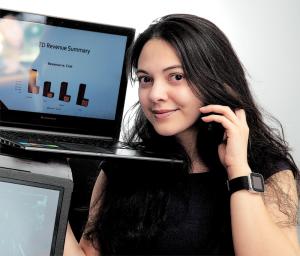 Deborah Amar, Writer and Technology Enthusiast