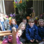 "Great Milton C of E School Children Read ""The Lilies Whisper Poetry"""